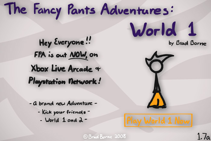 Play Fancy Pants