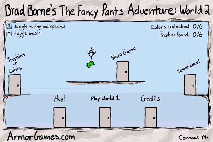 Play Fancy Pants 2