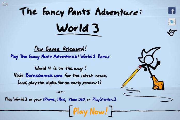 Play Fancy Pants 3